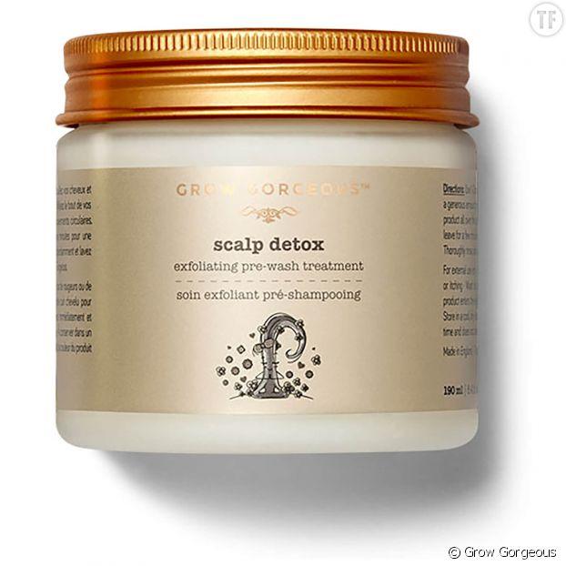 Exfoliant pré-shampoing, Grow Gorgeous
