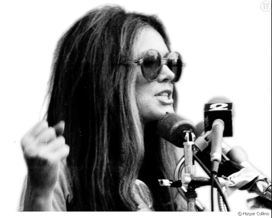 Gloria Steinem et son livre Ma vie sur la route Mémoires d'une icône féministe