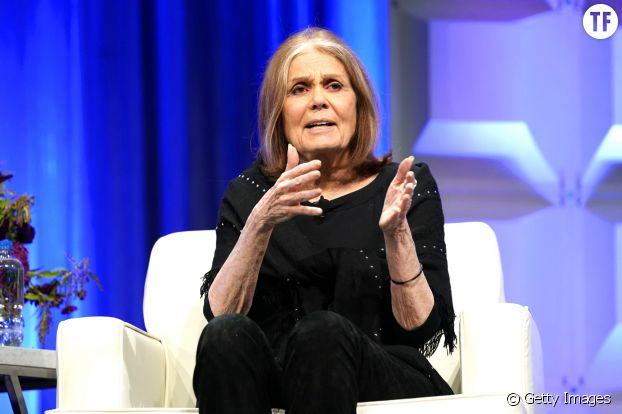 Goria Steinem en février 2019