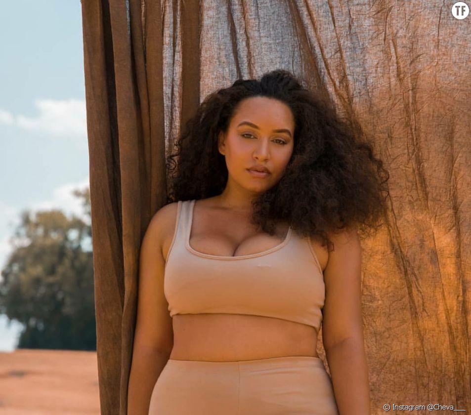 Léna a été choisie pour la campagne lingerie de Rihanna