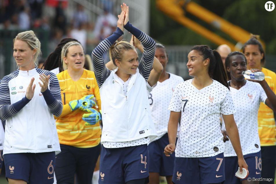 Les Françaises délogées de Clairefontaine pour laisser les Bleus préparer un match amical