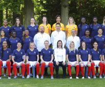 Qui sont les 23 joueuses de l'équipe de France de football ?