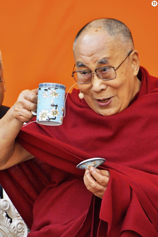 Le Dalai Lama à Tokyo le 17 novembre 2018 (BestImage)