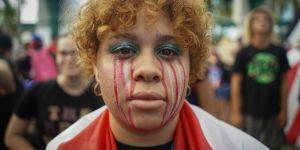 A Porto Rico, le maquillage est une arme politique contre le gouverneur