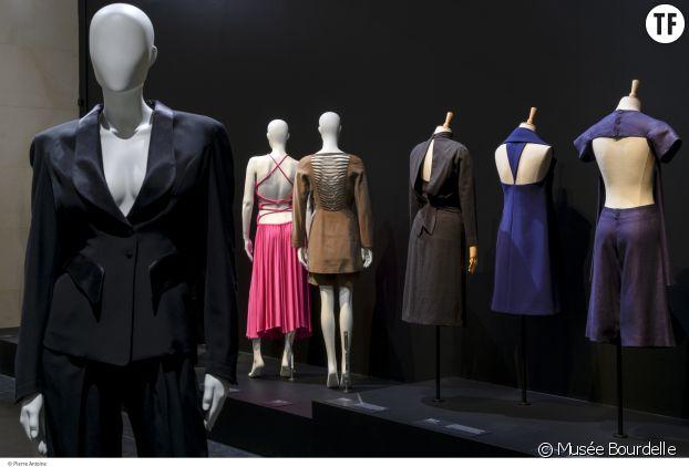 """L'exposition """"Dos à la mode"""" au Musée Bourdelle."""