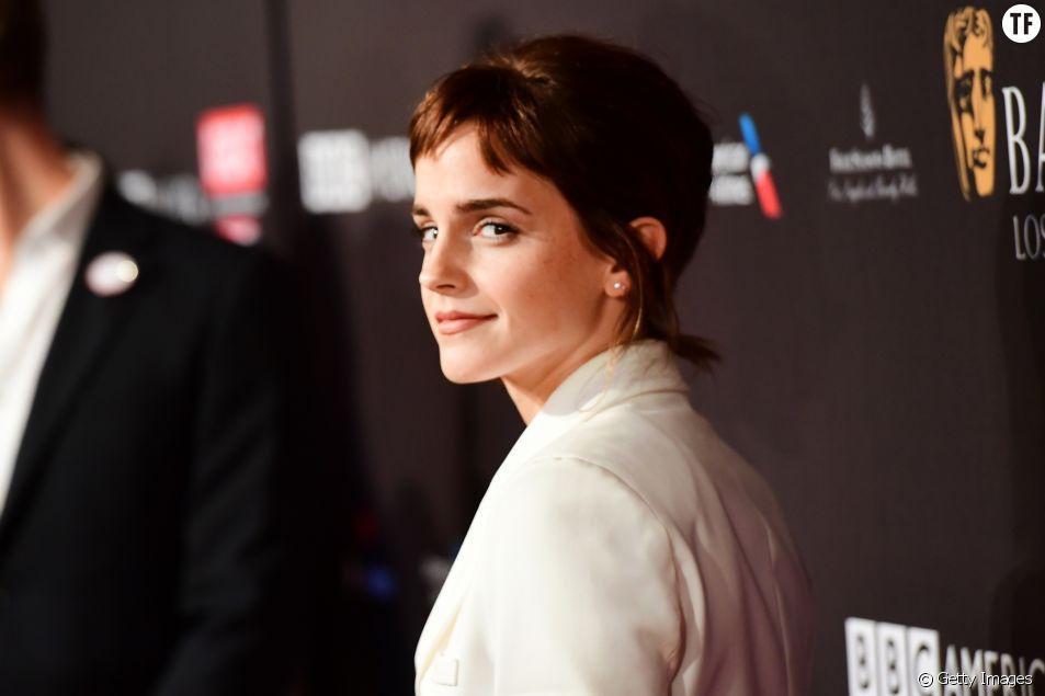 Emma Watson poursuit ses combats féministes.