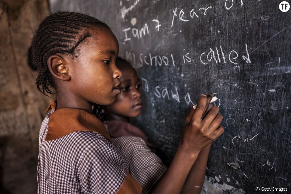 Au Kenya, une petite fille s'est suicidée après avoir été humiliée par un professeur.