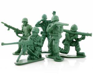 Bientôt des figurines de soldates à la demande d'une fillette de 6 ans