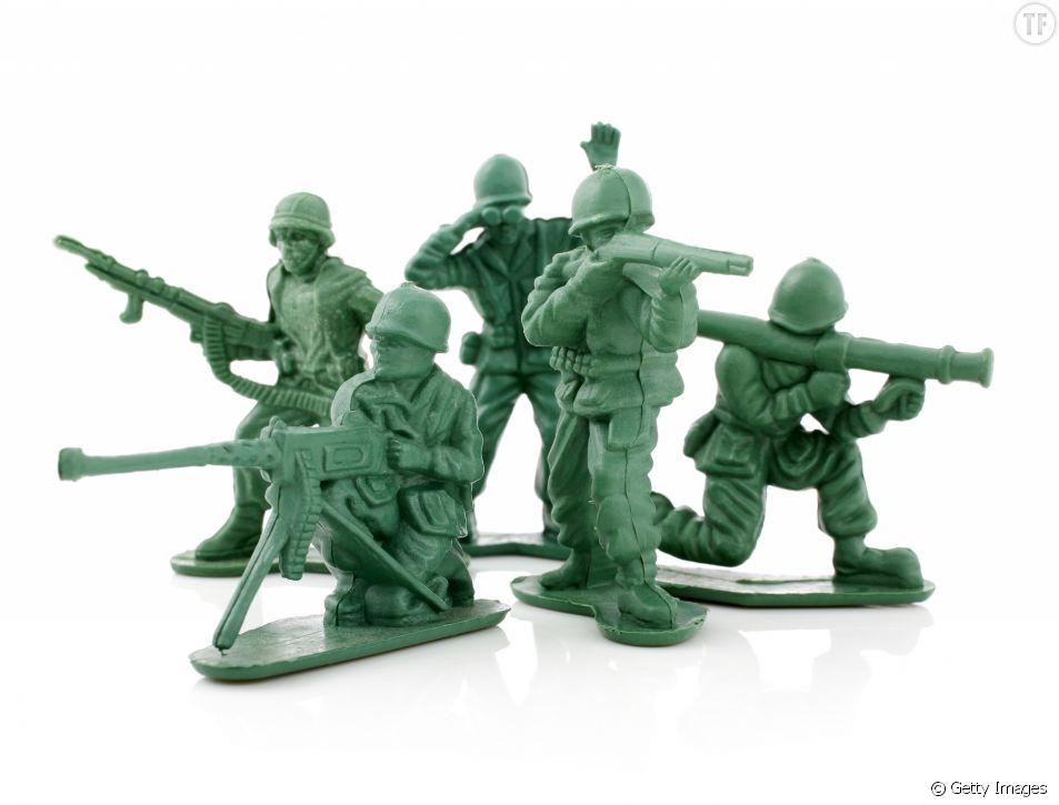 Bientôt des figurines de soldates à la demande d'une petite fille