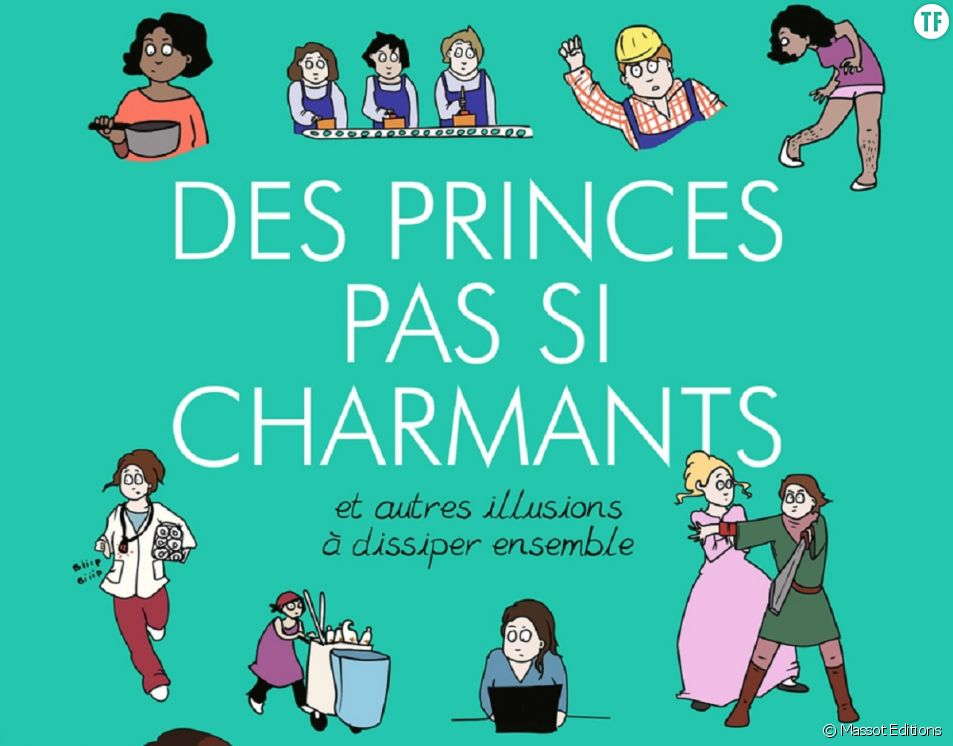 """Des princes pas si charmants"", un album d'Emma."