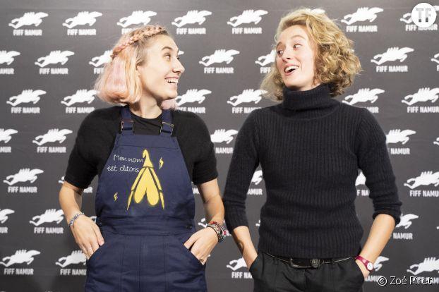 Les réalisatrices Daphné Leblond et Lisa Billuart Monet