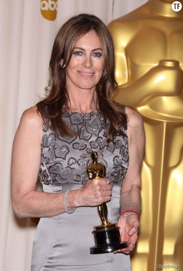 La réalisatrice Kathryn Bigelow, Oscar de la meilleure réalisatrice en 2010