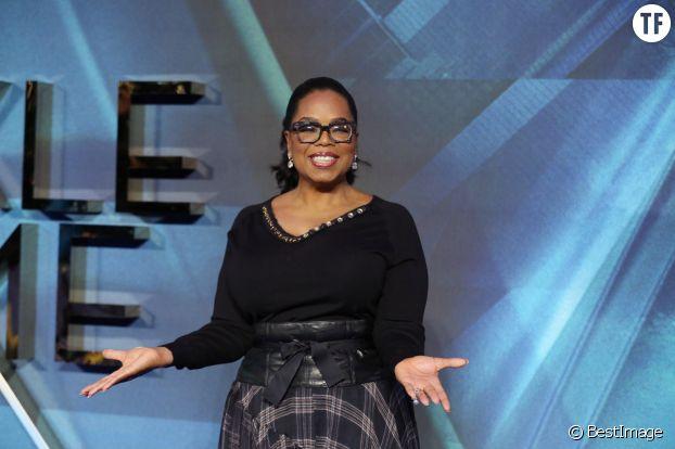 """Spoiler alert : """"Oprah"""" a un nom de famille. Si si."""