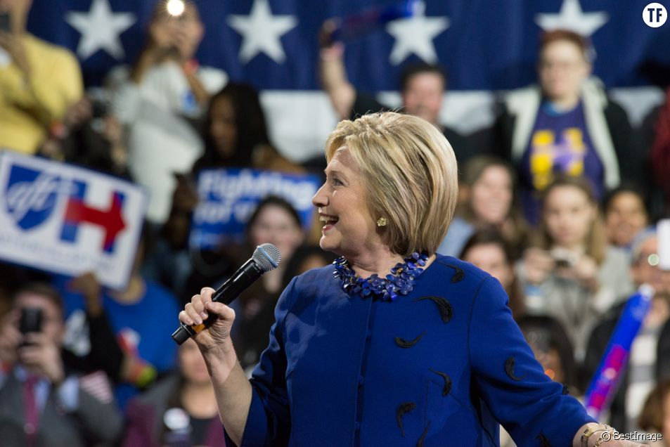 Hillary... ou Hillary Clinton ?