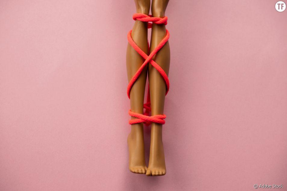 7 positions en mode bondage pour faire l'amour attachée