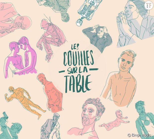 Les Couilles sur la table, avec Victoire Tuaillon