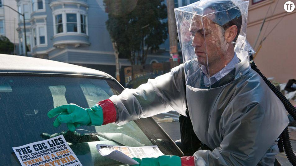 Regarder des films de contagion, est-ce vraiment une bonne idée ?