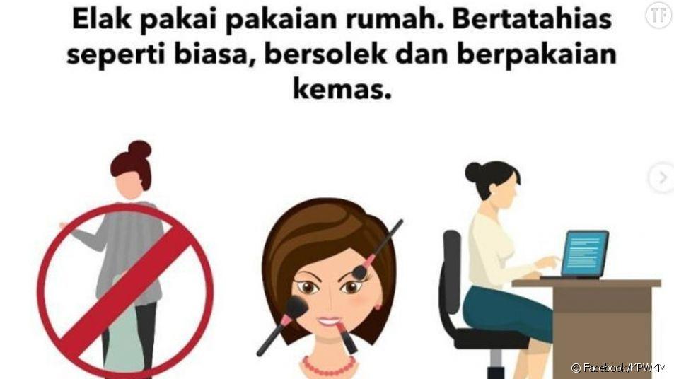 """En Malaisie, les femmes priées de ne pas """"embêter leur mari"""" pendant le confinement"""