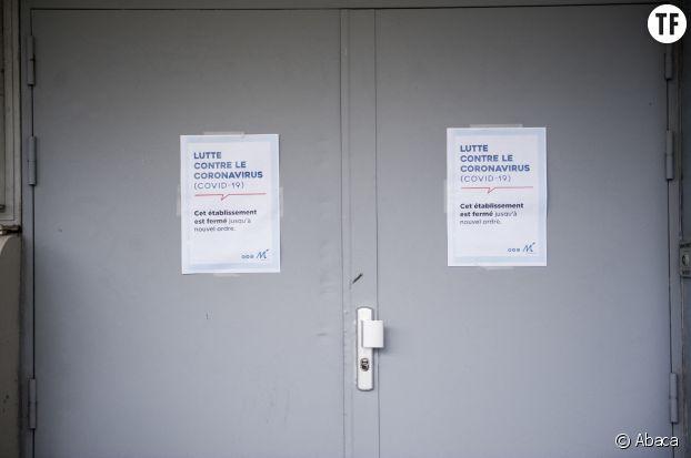 Les établissements scolaires fermés, en Seine-Saint-Denis.
