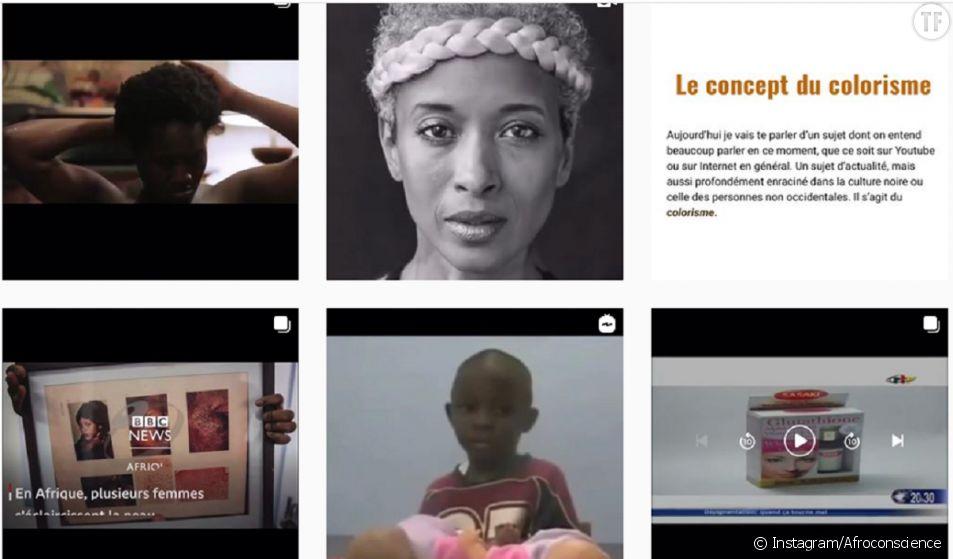 """""""Les gens en ont marre"""" : Afroconscience, le compte Instagram qui enseigne l'histoire"""