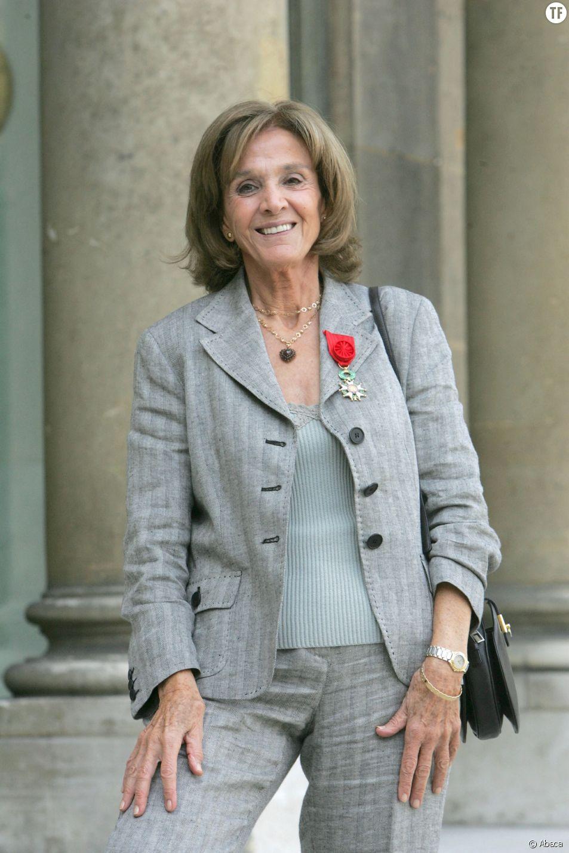 Gisèle Halimi, avocate de renom, militante passionnée et figure historique.