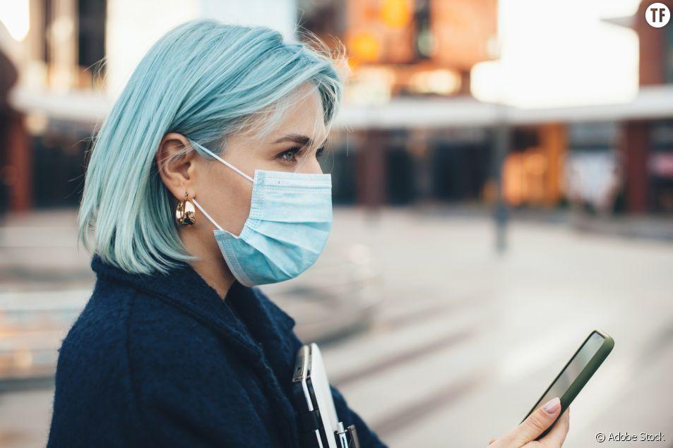 Port du masque contre le coronavirus