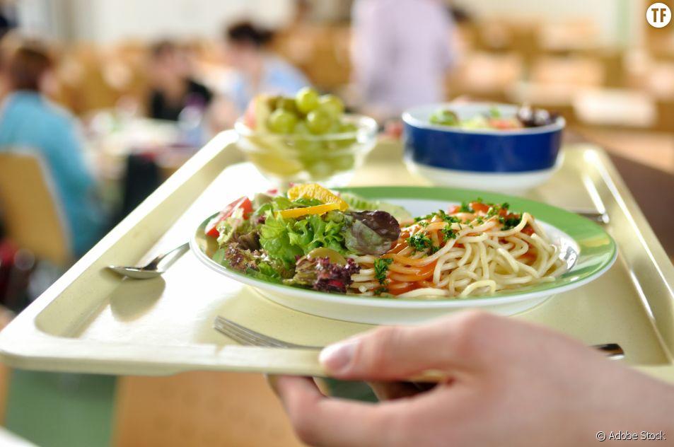 Voici l'impact des menus végétariens à la cantine sur les émissions de CO2