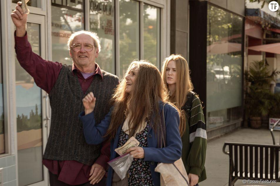 """Les parents toxiques du film """"Kajillionaire"""""""