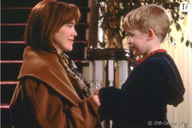 """Kavin et sa maman dans """"Maman, j'ai raté l'avion"""""""