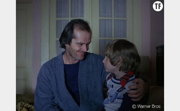 """Jack et Danny dans """"Shining"""""""