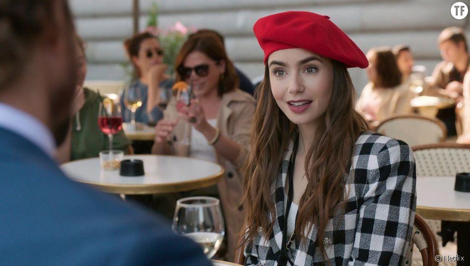 """""""Emily in Paris"""", la série bête et sexiste qu'on adore détester"""