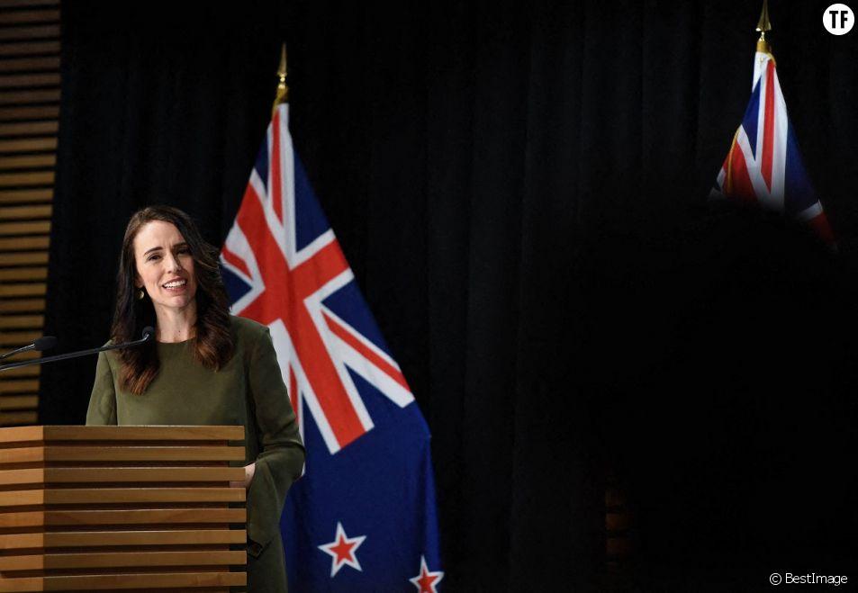 La Première ministre néo-zélandaise Jacinda Ardern.