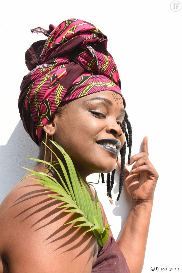 Gladys Samba des Mamans du Congo
