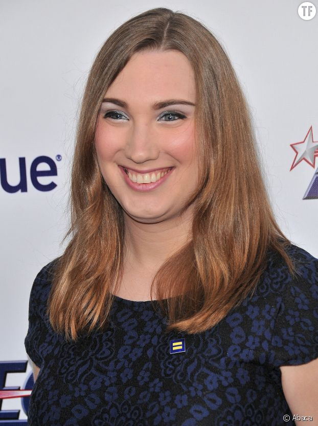 Sarah McBride, première sénatrice transgenre.