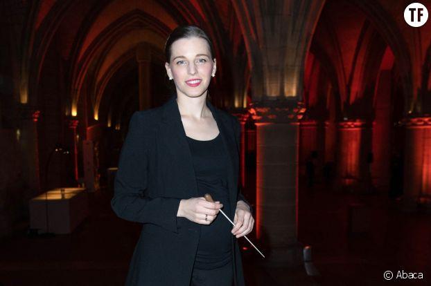 Johanna Malangré, cheffe d'orchestre, prendra la direction de l'Orchestre national de Picardie en 2022.