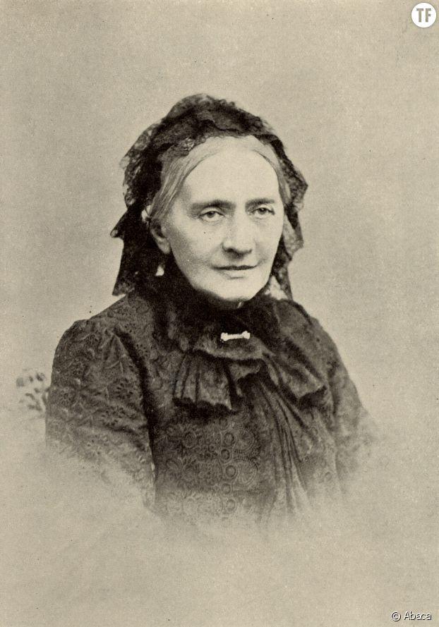 Clara Schumann, pianiste et compositrice allemande (1819-1896).