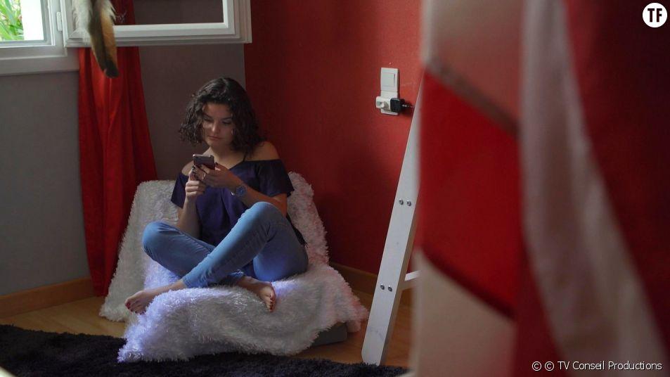 """Aliya dans le documentaire """"Ils font bouger les lignes"""""""