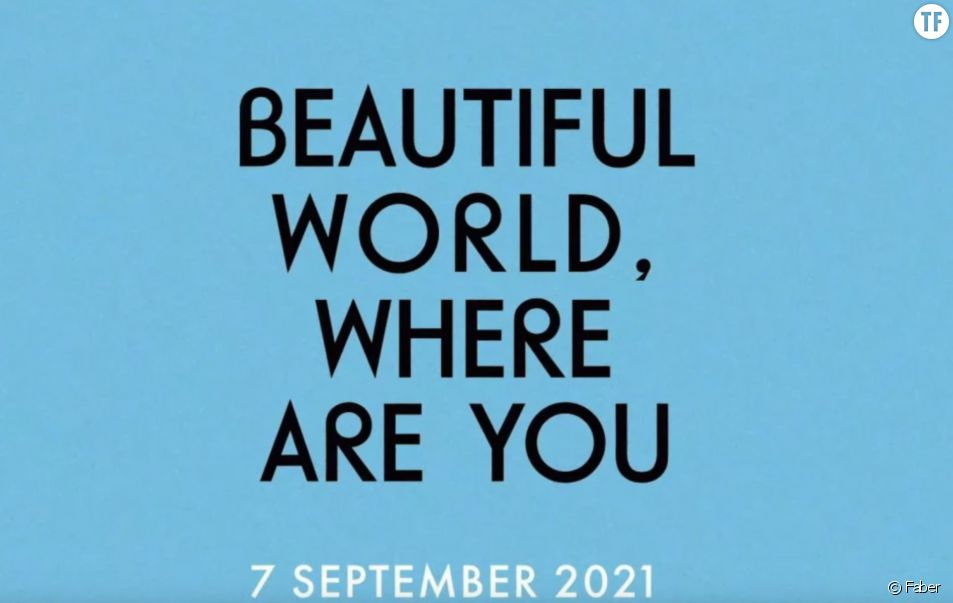 """Beautiful World, Where Are You"", de Sally Rooney"
