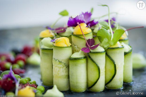 La cuisine vegan de la cheffe Claire Vallée