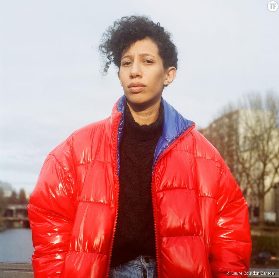 La réalisatrice et militante féministe Elvire Duvelle-Charles
