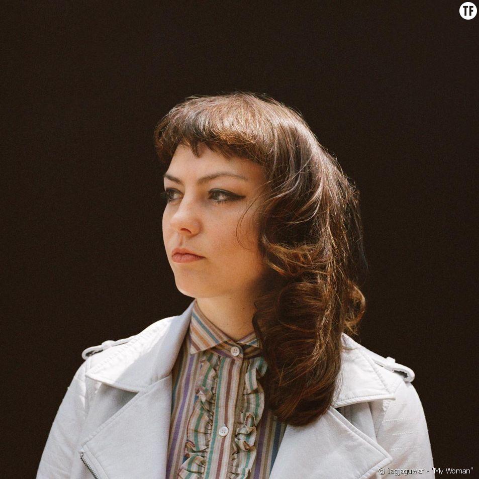 """Pochette de l'album """"My Woman"""" : Angel Olsen, une future légende folk et country."""