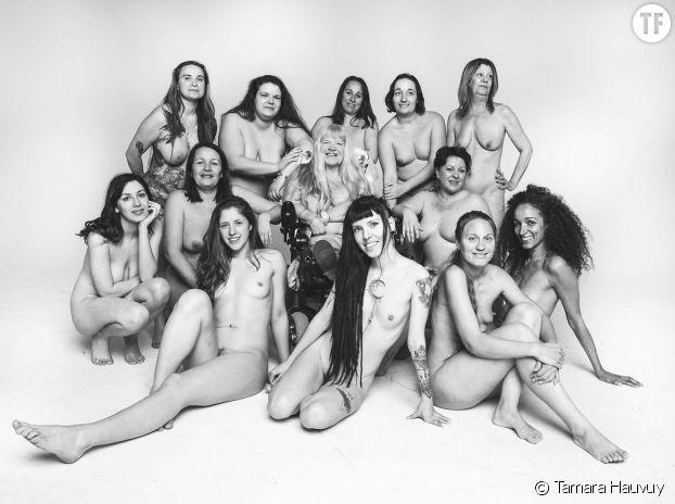 """""""Stop body shaming"""", l'expo de la fédération française de naturisme"""