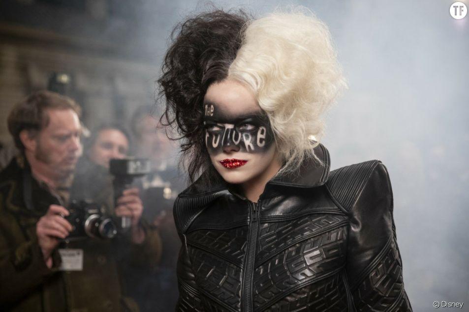 """La nouvelle """"Cruella"""" de Disney est une figure glam, rock et fashion."""