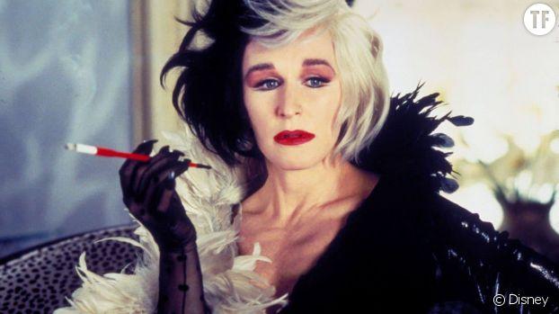 La Cruella façon Glenn Close, une performance inoubliable.