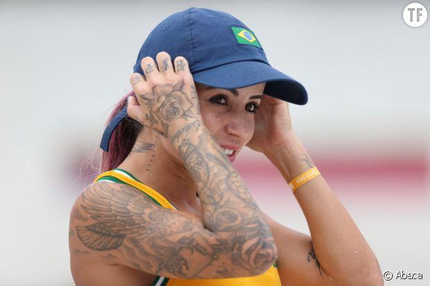 Leticia Bufoni, figure de proue du skateboarding aux Jeux Olympiques.