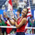 Emma Raducano remporte l'US Open le 11 septembre 2021