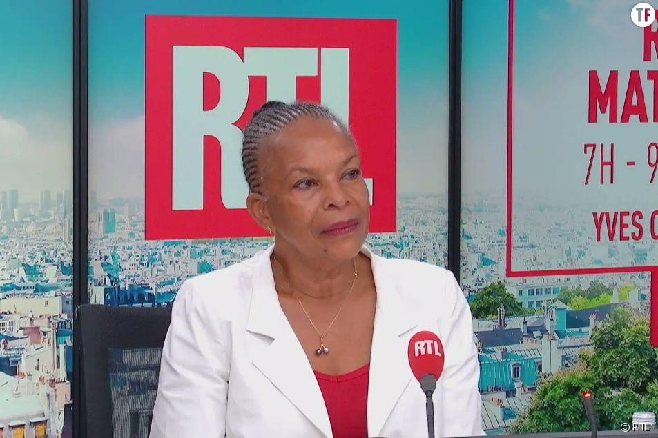 Les propos de Christiane Taubira sur le vaccin choquent