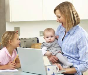 Les enfants se portent très bien quand leur mère travaille, c'est (enfin) scientifiquement prouvé !