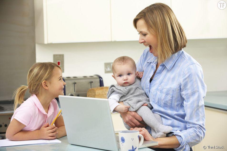 Travailler et avoir des enfants heureux, si, si, c'est possible !