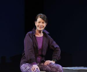 Claire Nadeau : une carrière et une fille avec le regretté Philippe Bruneau